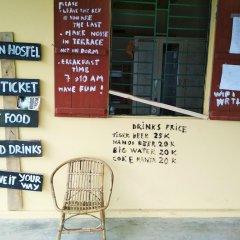 Sapa Tavan Hostel Кровать в общем номере фото 6