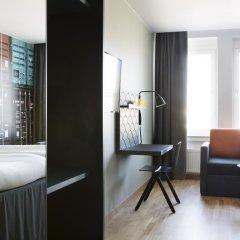 Comfort Hotel Goteborg 3* Стандартный номер с различными типами кроватей фото 5