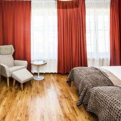 Отель Hotell Bondeheimen 3* Стандартный номер с двуспальной кроватью фото 14