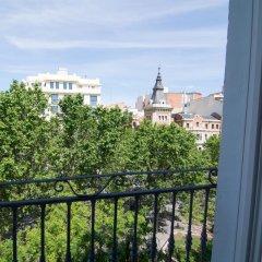 Отель Petit Palace Santa Bárbara 4* Улучшенный номер разные типы кроватей фото 3