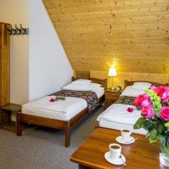 Отель Rezydencja Sienkiewiczówka 3* Стандартный номер с 2 отдельными кроватями фото 2