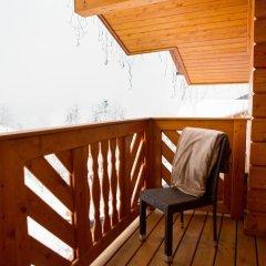 Гостевой дом Резиденция Парк Шале Номер Делюкс с различными типами кроватей фото 3