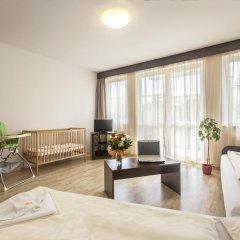 Отель Prater Residence 3* Улучшенные апартаменты с различными типами кроватей фото 6