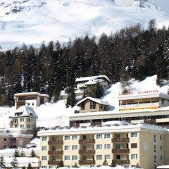Отель Europa -St. Moritz Швейцария, Санкт-Мориц - отзывы, цены и фото номеров - забронировать отель Europa -St. Moritz онлайн