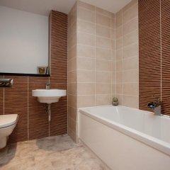 Отель The Spires Glasgow 4* Апартаменты с различными типами кроватей фото 4