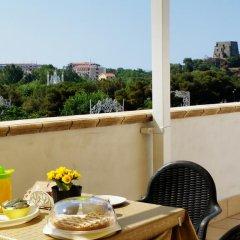 Отель B & B La Rosa dei Venti Scalea Скалея балкон