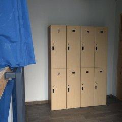 Capsule Hostel Mexico City Кровать в мужском общем номере фото 10
