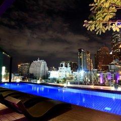 Hotel Icon Bangkok бассейн фото 3