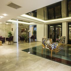 Peninsula Galata Boutique Hotel интерьер отеля