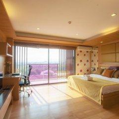 Отель Rocco Huahin Condominium Студия с различными типами кроватей фото 43