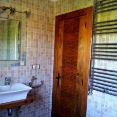Отель Posada Valle de Güemes Испания, Лианьо - отзывы, цены и фото номеров - забронировать отель Posada Valle de Güemes онлайн ванная фото 2