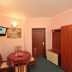 Гостиница Корсар 3* Стандартный номер с различными типами кроватей фото 5