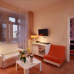 Vintage Design Hotel Sax 4* Стандартный номер с различными типами кроватей фото 2