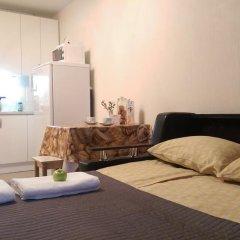 Апартаменты Lesnaya Apartment Санкт-Петербург комната для гостей фото 3