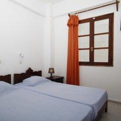 Отель Anny Studios Perissa Beach Студия с различными типами кроватей фото 3