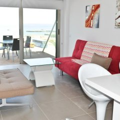 Отель Oceanview Apartment 172 Кипр, Протарас - отзывы, цены и фото номеров - забронировать отель Oceanview Apartment 172 онлайн комната для гостей фото 2