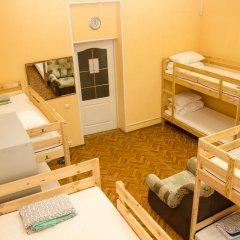 Ярослав Хостел Кровати в общем номере с двухъярусными кроватями фото 40