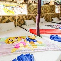 Leaf House Bungalow - Hostel Кровать в общем номере с двухъярусной кроватью фото 3