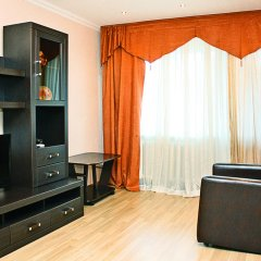 Апартаменты Альянс на Крепостном Апартаменты разные типы кроватей фото 9