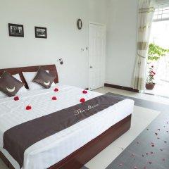 Отель The Moon Villa Hoi An 2* Номер Делюкс с различными типами кроватей фото 14