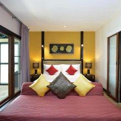 Отель Andaman White Beach Resort 4* Номер Делюкс с двуспальной кроватью фото 16