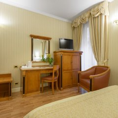 Hotel Gambrinus 4* Стандартный номер двуспальная кровать фото 2