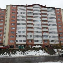 Гостиница Daily rent on Demyanchuka Апартаменты разные типы кроватей фото 2