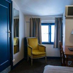 Отель Hôtel Exelmans 2* Стандартный номер с различными типами кроватей