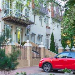 Гостиница Лермонтовский парковка