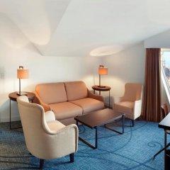 Отель Hilton Brussels Grand Place 4* Люкс с разными типами кроватей фото 2