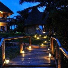 Отель Tanganyika Blue Bay Resort & Spa бассейн