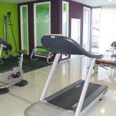 Отель Abba Huesca Уэска фитнесс-зал фото 3