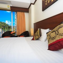 Sharaya Patong Hotel 3* Номер Делюкс с различными типами кроватей