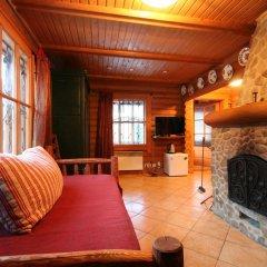 Hotel Khatky Ruslany 3* Номер Делюкс с различными типами кроватей фото 2