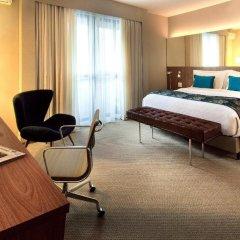 Отель Radisson Blu São Paulo 3* Улучшенный номер с различными типами кроватей фото 6