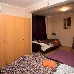 Гостиница Экодомик Лобня Улучшенный номер с различными типами кроватей фото 2