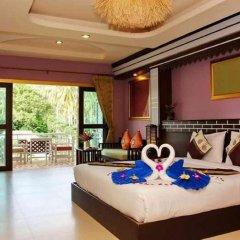 Отель Koh Tao Simple Life Resort 3* Номер Делюкс с различными типами кроватей фото 9