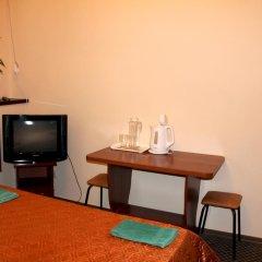 Гостиница Сафьян 3* Стандартный номер с различными типами кроватей фото 6