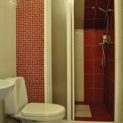 Гостиница Nakhodka Inn Украина, Николаев - отзывы, цены и фото номеров - забронировать гостиницу Nakhodka Inn онлайн ванная фото 2