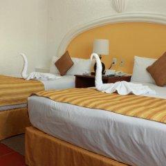 Отель Antillano Мексика, Канкун - отзывы, цены и фото номеров - забронировать отель Antillano онлайн комната для гостей фото 5