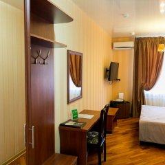 Гостиница Фидель Стандартный номер с различными типами кроватей фото 7