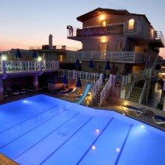 Отель Marietta Aparthotel балкон