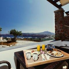 Отель Aelia Suites Греция, Остров Санторини - отзывы, цены и фото номеров - забронировать отель Aelia Suites онлайн балкон