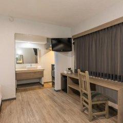 Hotel Malibu 4* Стандартный номер с различными типами кроватей фото 3