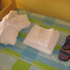 Spirit Hostel and Apartments Стандартный номер с различными типами кроватей (общая ванная комната)