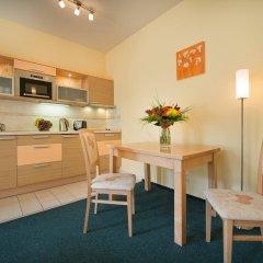 Апартаменты Andel Apartments Praha Апартаменты с разными типами кроватей фото 9