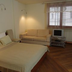 Апартаменты Szucha Apartment Варшава комната для гостей фото 2