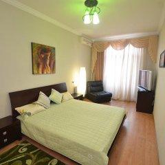 Апартаменты Apartments in the city center on Sobornaya Street Улучшенные апартаменты фото 11