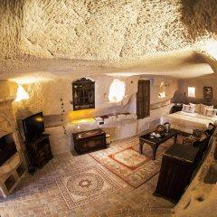 Gamirasu Hotel Cappadocia 5* Люкс с различными типами кроватей фото 33