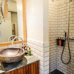 Отель Manon Les Suites Дания, Копенгаген - отзывы, цены и фото номеров - забронировать отель Manon Les Suites онлайн ванная